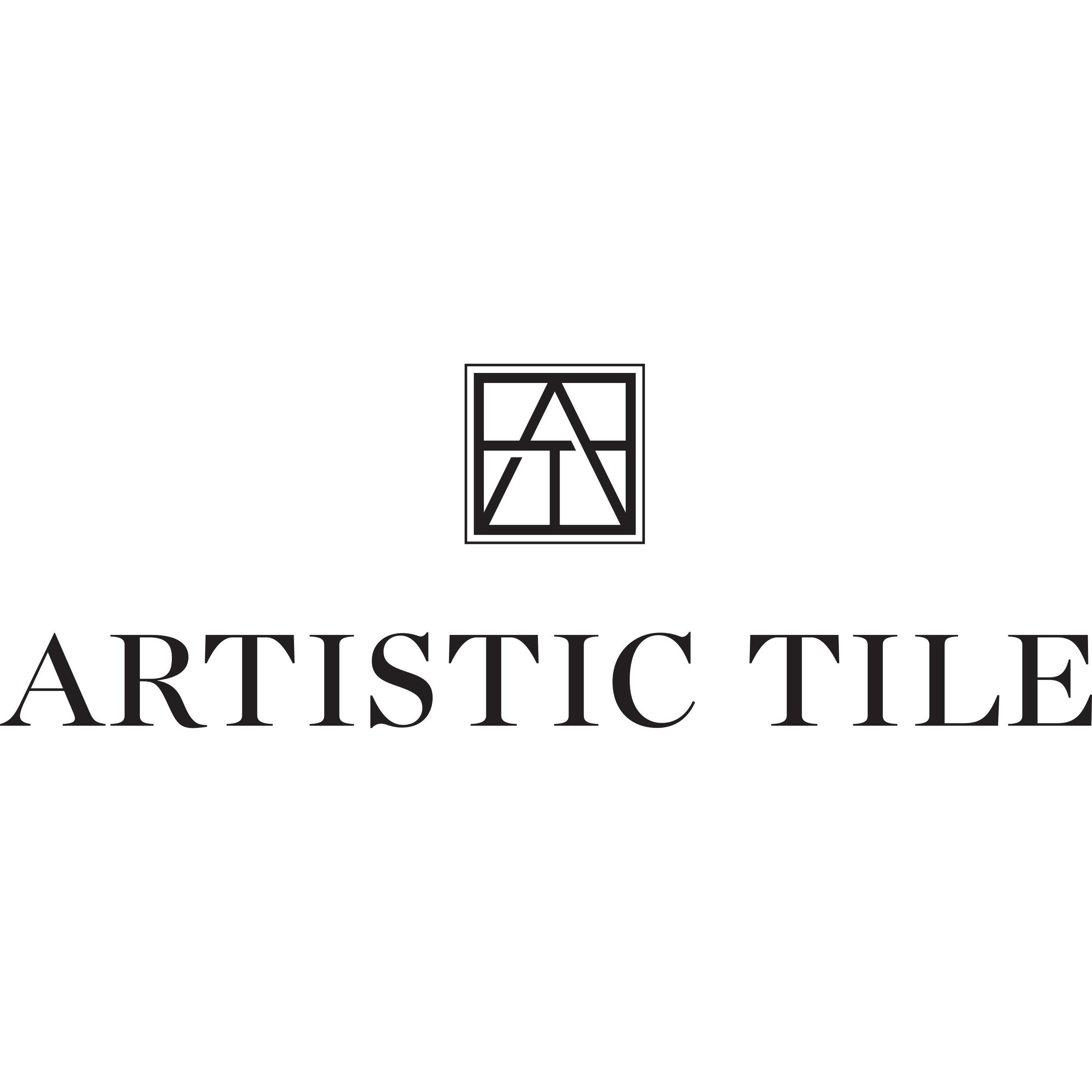 Artistic Tile Logo