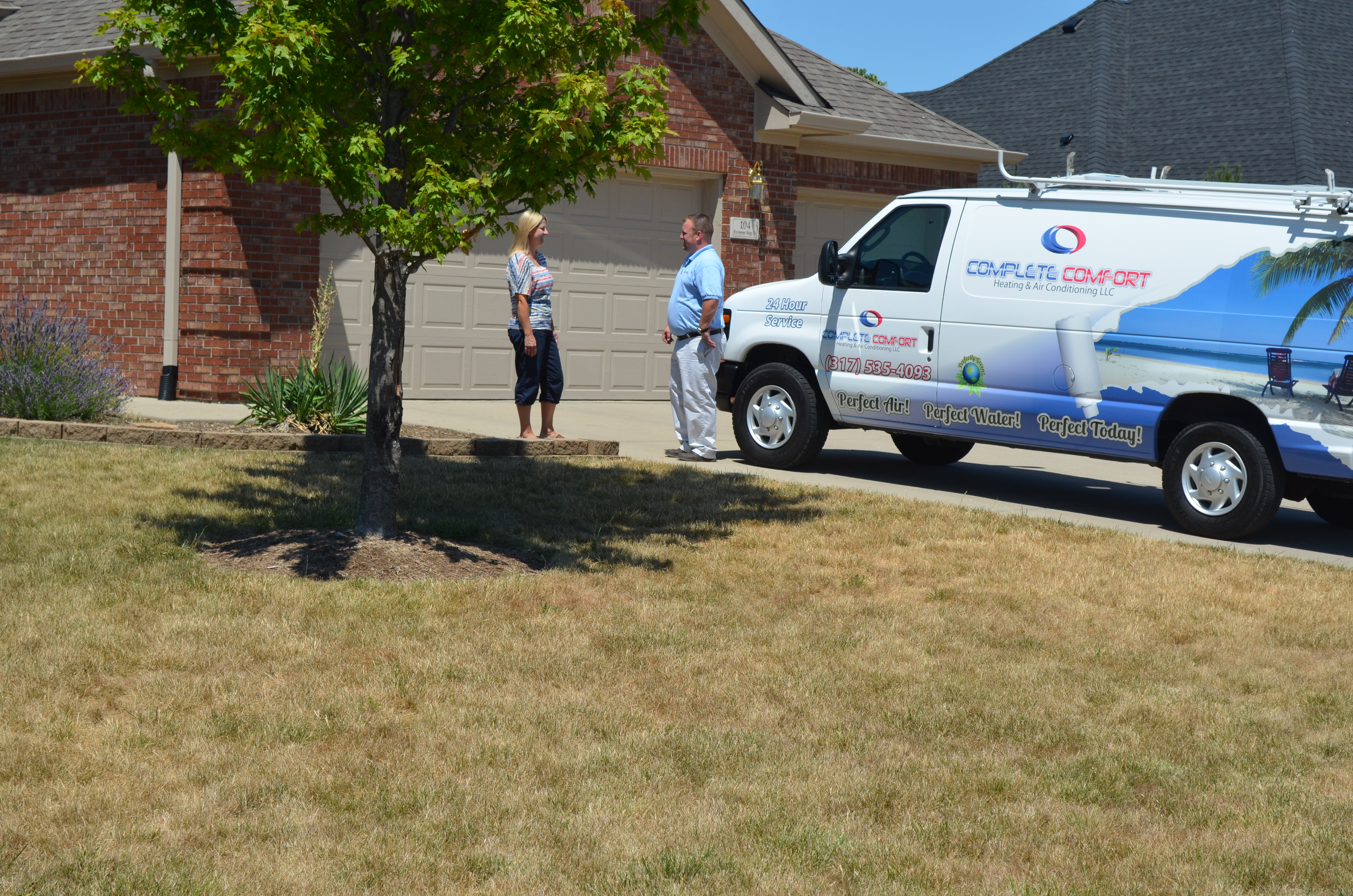 Complete Comfort Heating & Air Conditioning