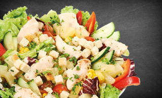 Salat Malibu
