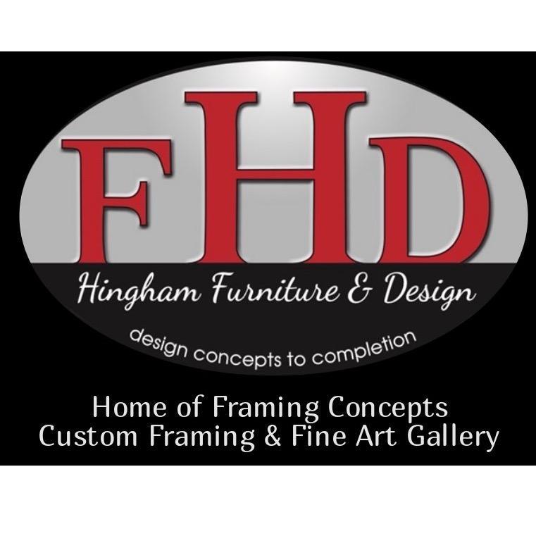 Hingham Furniture & Design Home of Framing Concepts