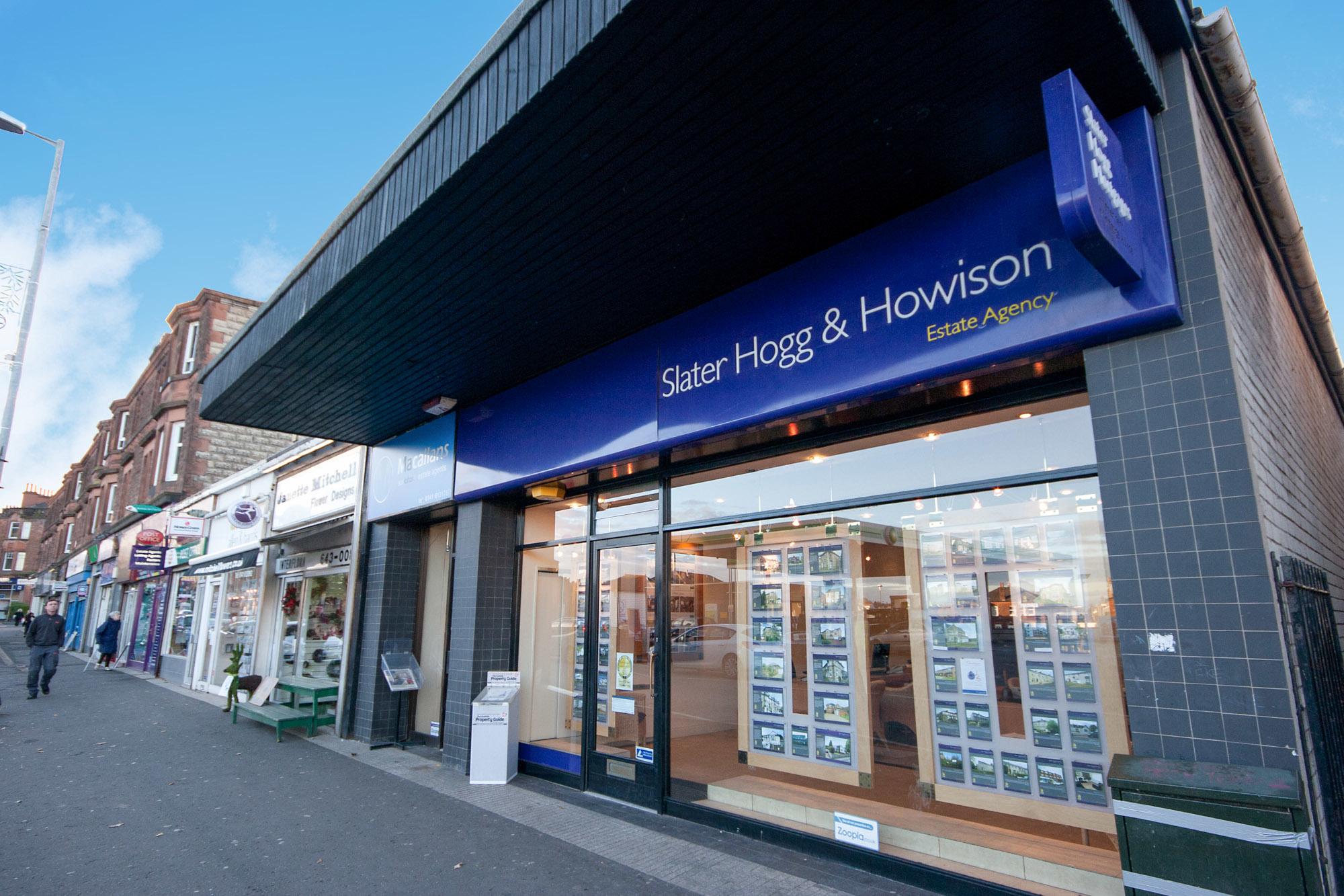 Slater Hogg & Howison Estate Agents Burnside