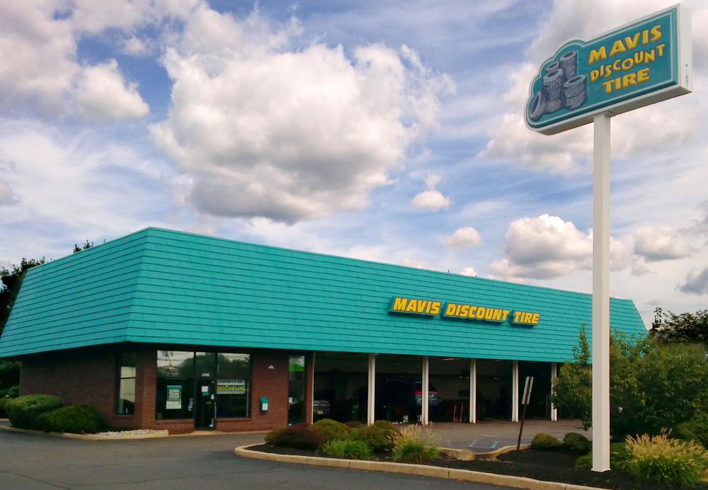 Mavis Discount Tire Hamilton Square New Jersey Nj