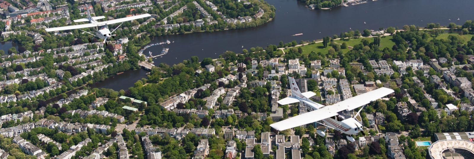 CANAIR Luftfahrtunternehmen Inhaber Stefan Hinners Hamburg