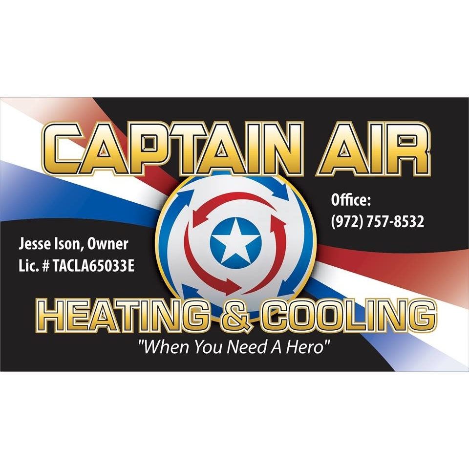 Captain Air Heating & Cooling