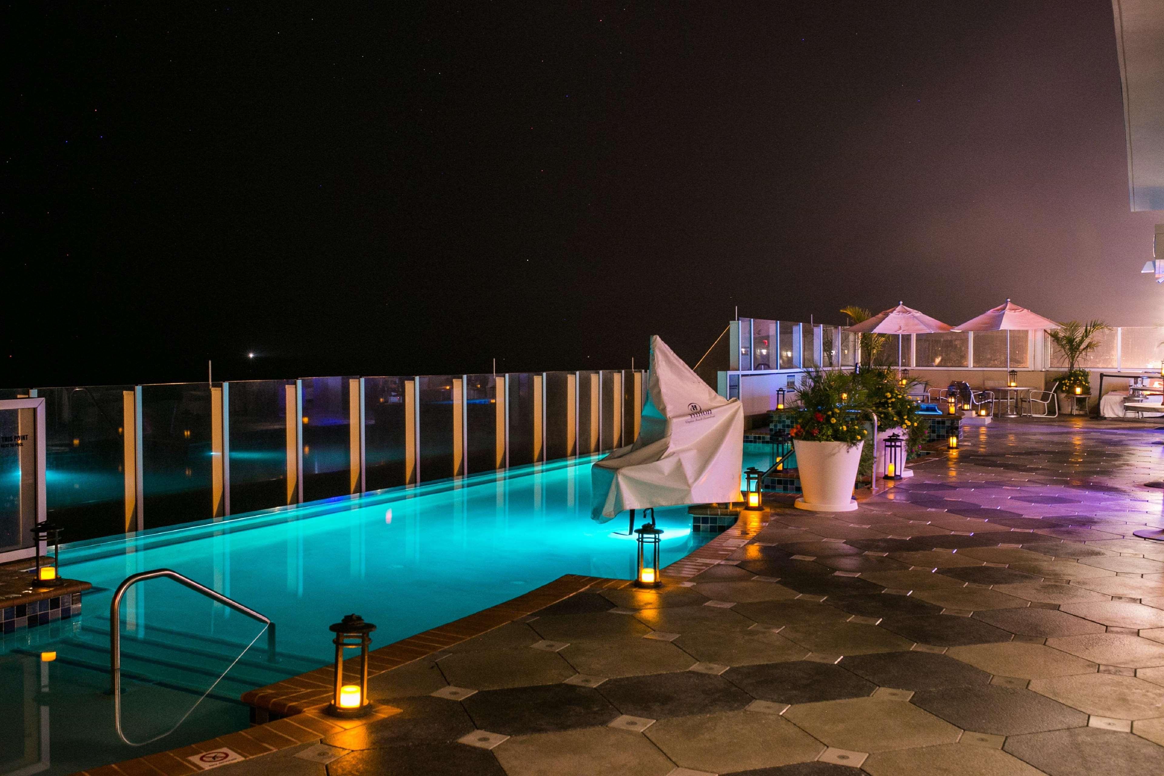 Sky Bar and Infinity Pool Deck