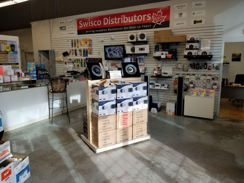 Swisco Installations Ltd in Surrey