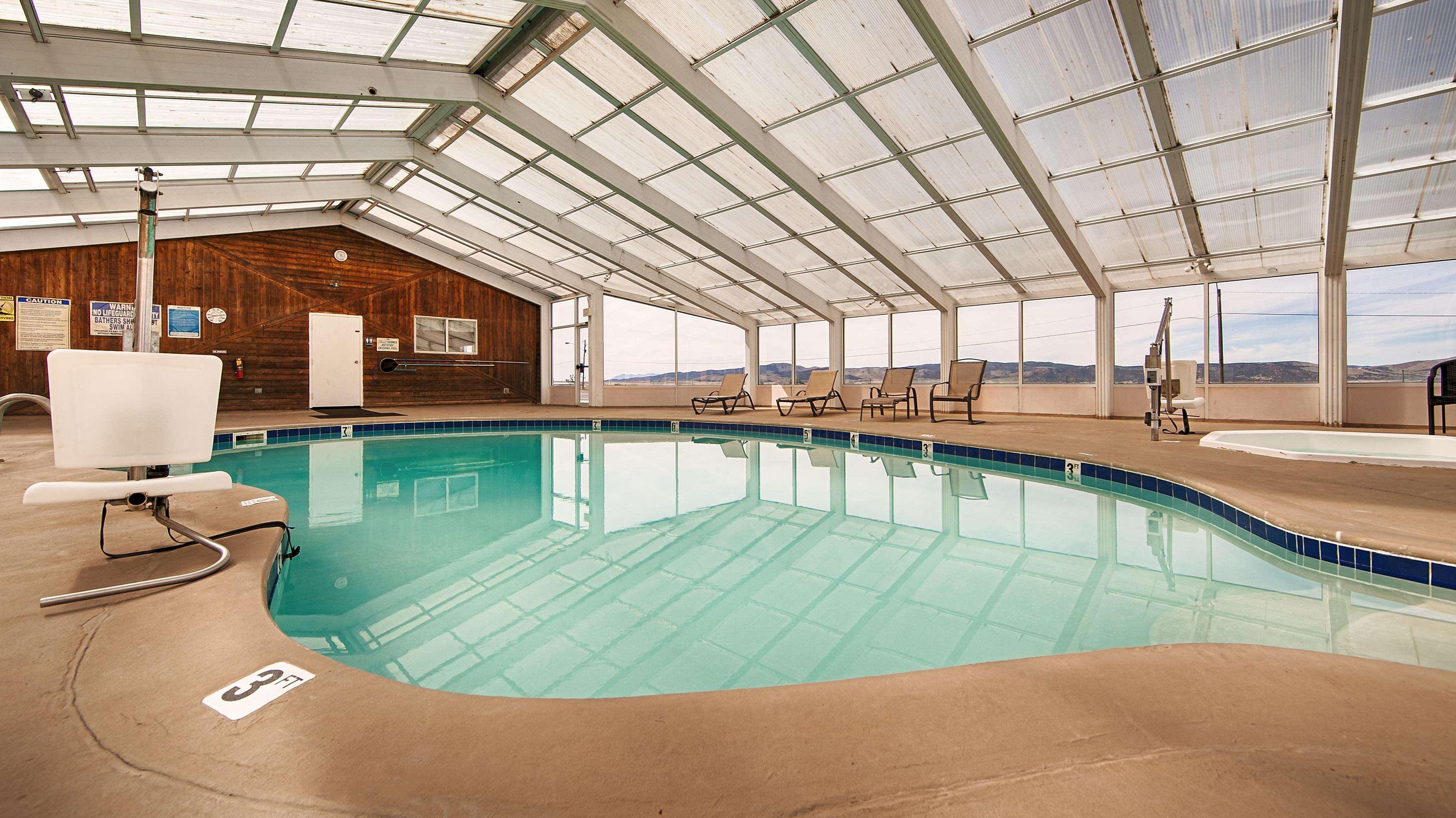 Best western paradise inn of nephi nephi utah ut for Indoor pools in utah