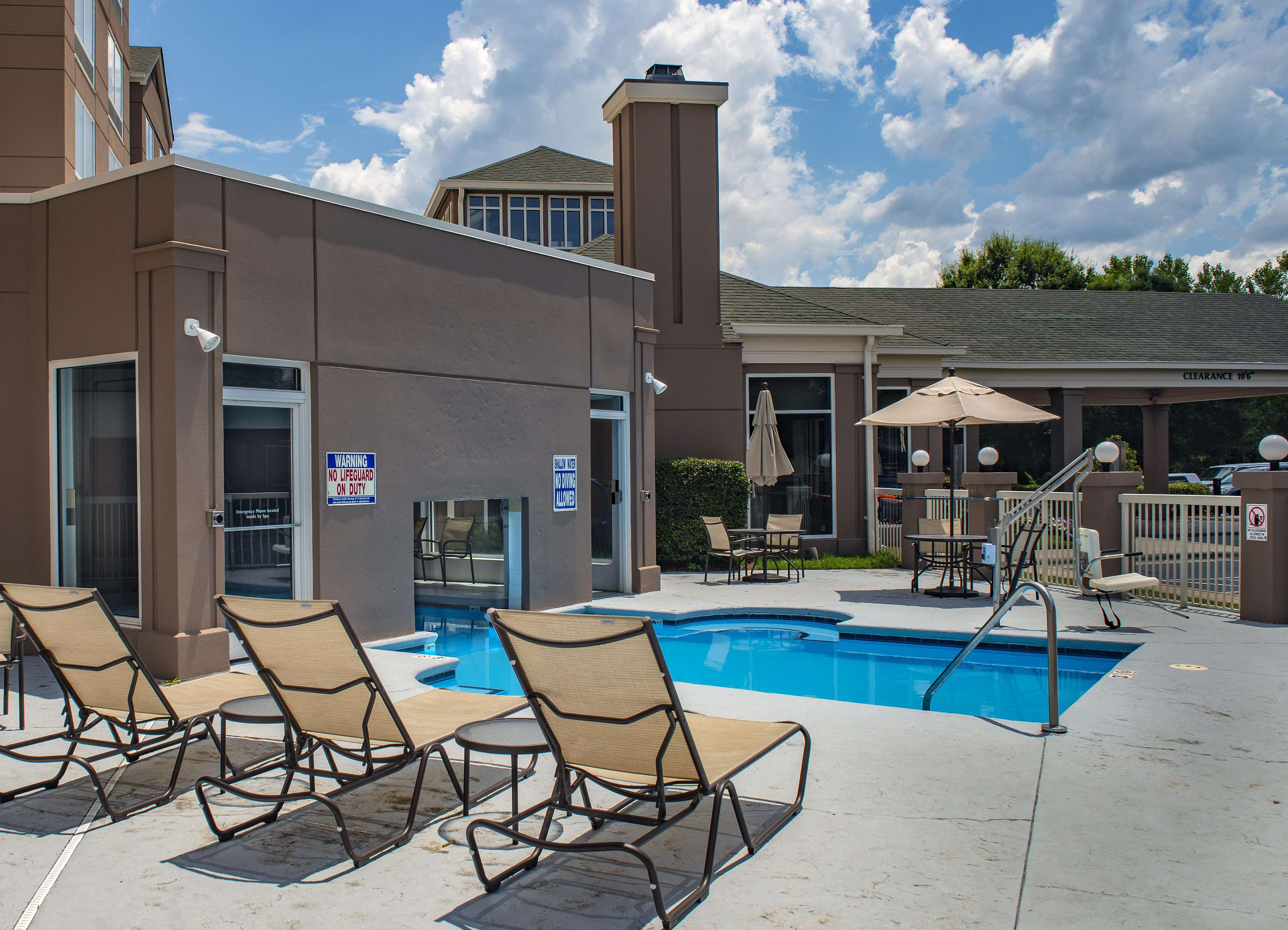 Hilton garden inn charlotte pineville pineville north - Hilton garden inn charlotte pineville ...