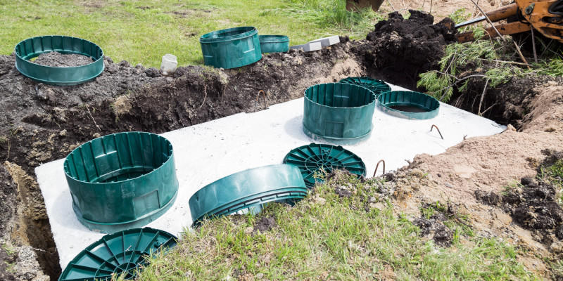 Our septic cleaning services will ensure that your septic system is operating as it should.