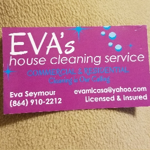Eva's House Cleaning Service - Greenwood, SC - House Cleaning Services