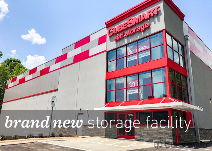 CubeSmart Self Storage - Durham, NC 27713 - (919)213-9118 | ShowMeLocal.com