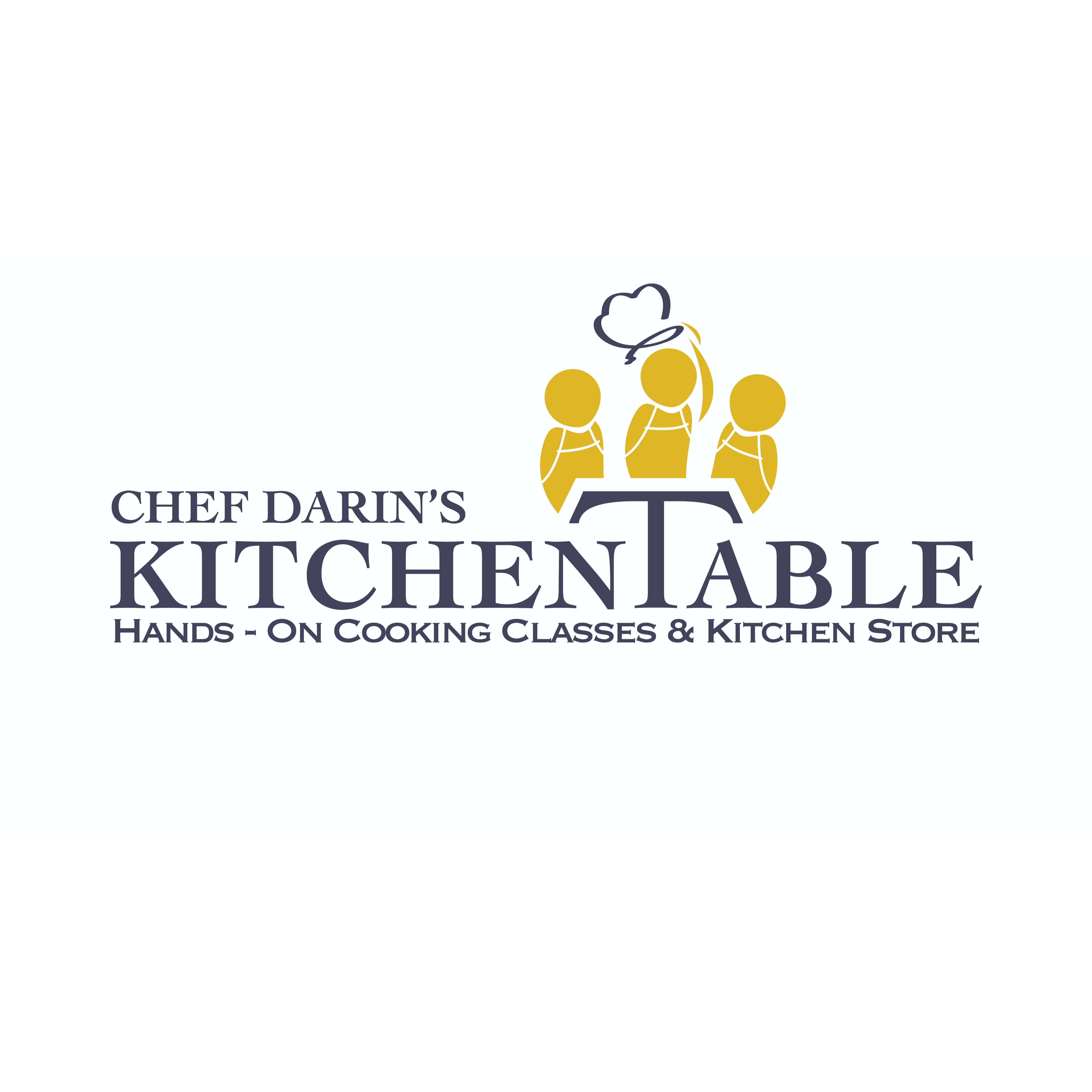 Chef Darin's Kitchen Table