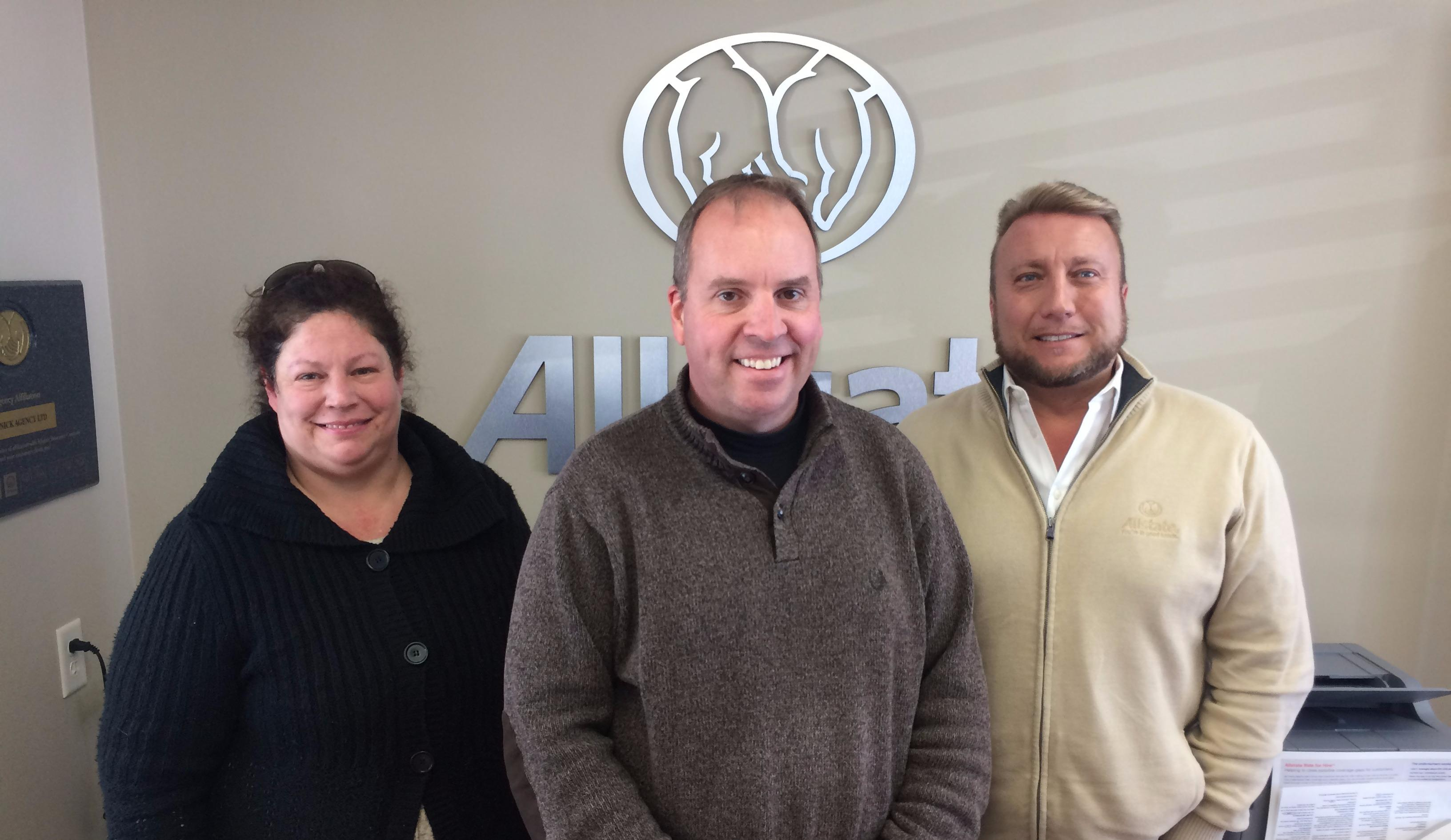 Gary Bonick: Allstate Insurance