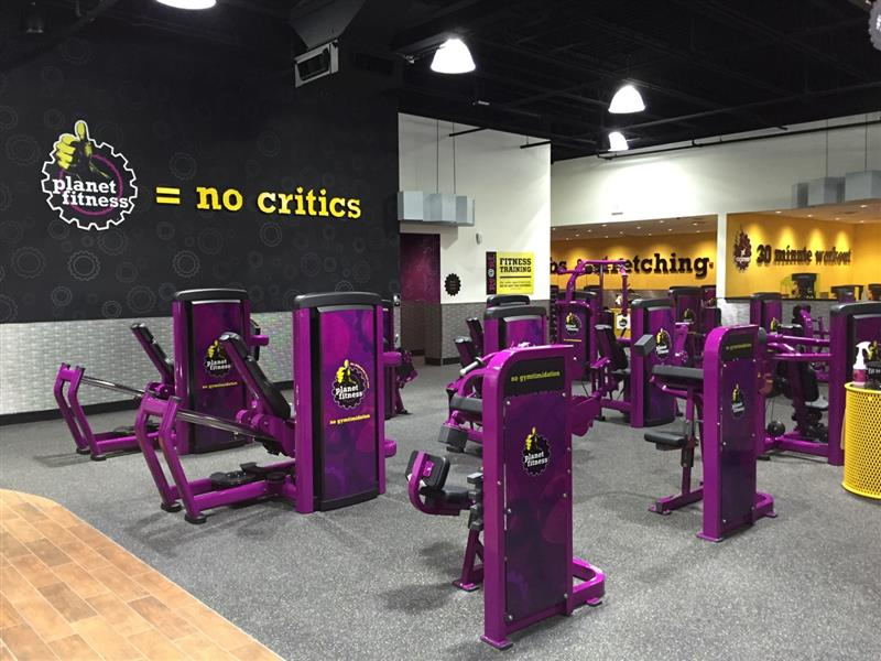 Planet Fitness Puyallup
