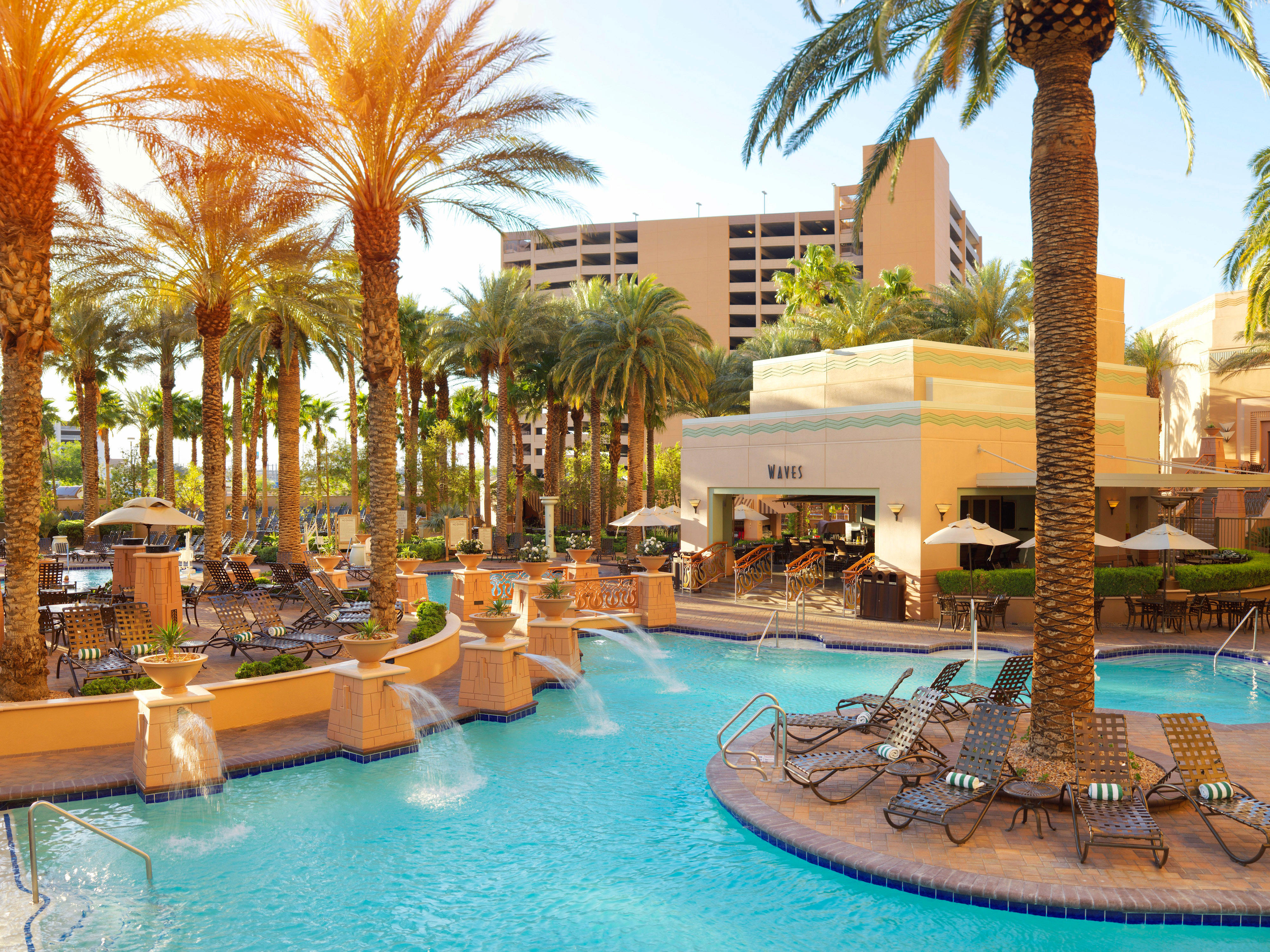 Hilton Grand Vacations on the Boulevard Las Vegas Nevada