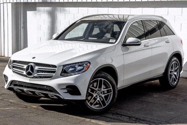 New 2018 Mercedes-Benz GLC 300 4MATIC exterior