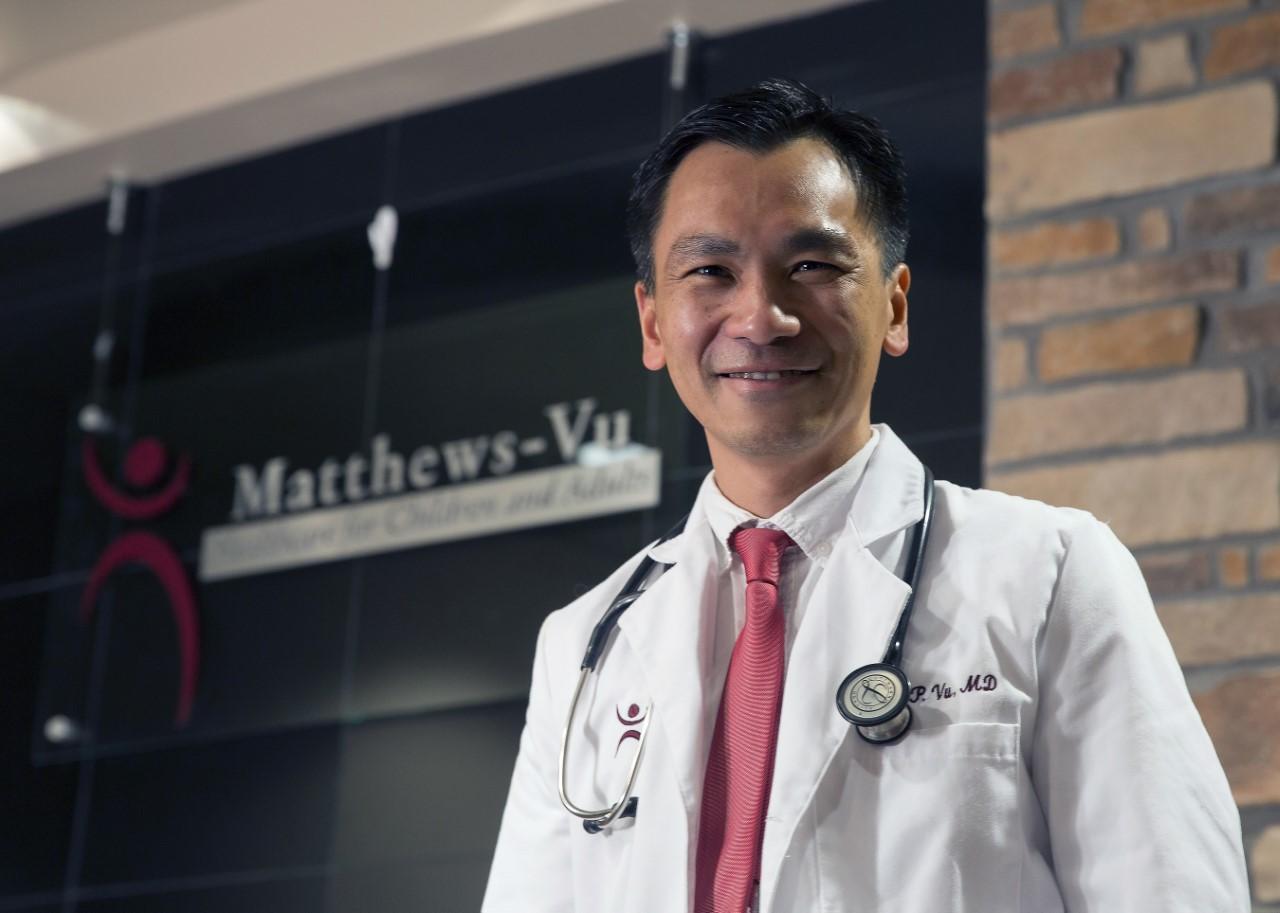 Matthews-Vu Medical Group (Downtown)