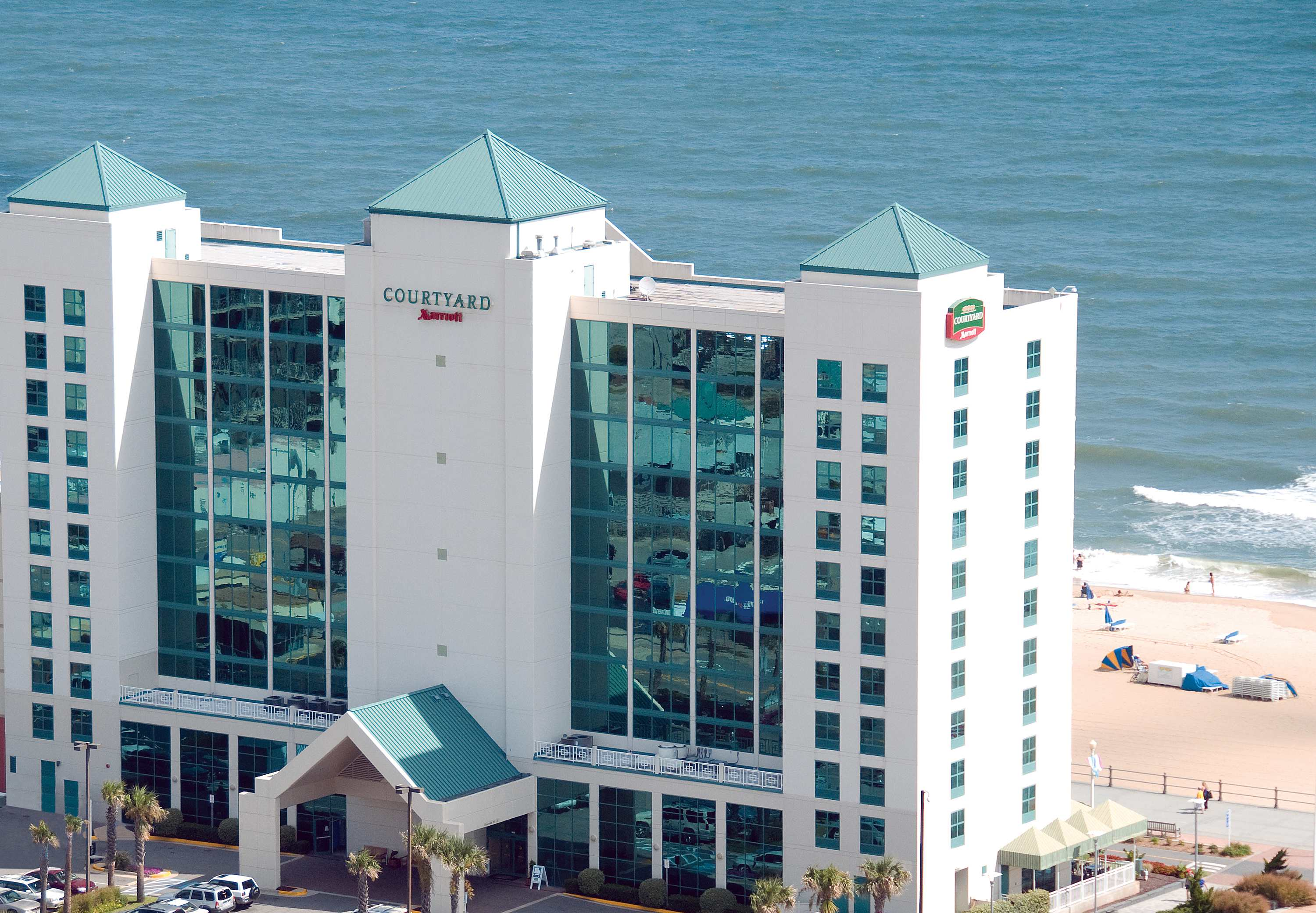 Courtyard By Marriott Virginia Beach Oceanfront/South
