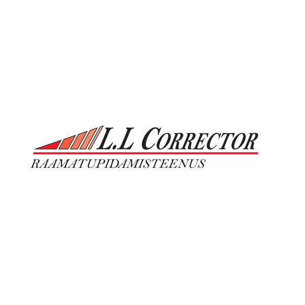 L.L Corrector OÜ logo