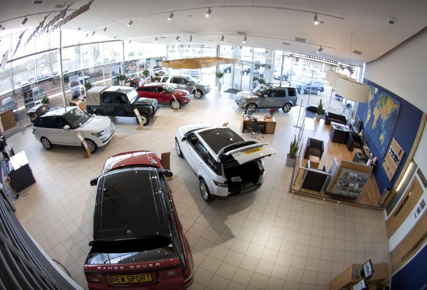 Marshall Land Rover Peterborough