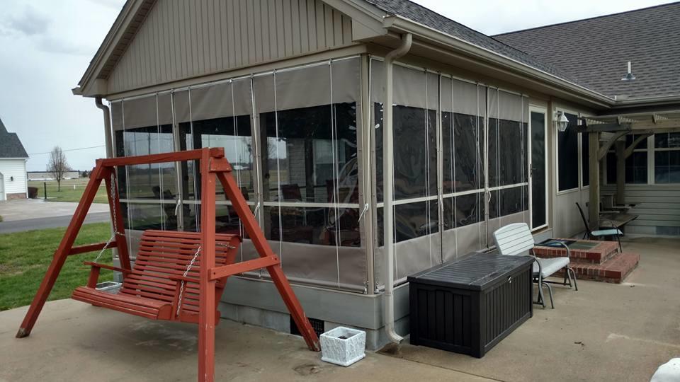 Porch Protection Systems Seaford Delaware De