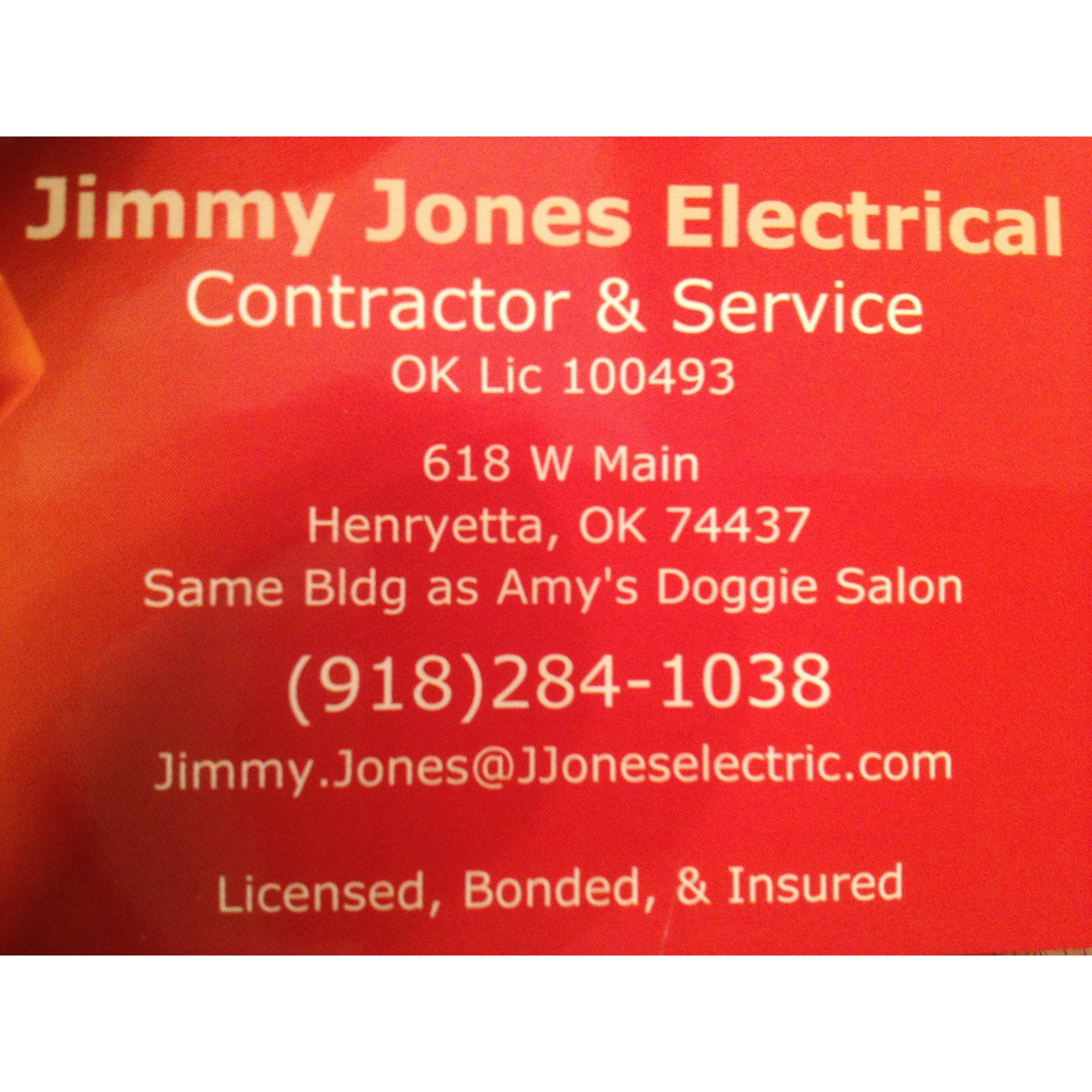 Jimmy Jones Electric Contractor