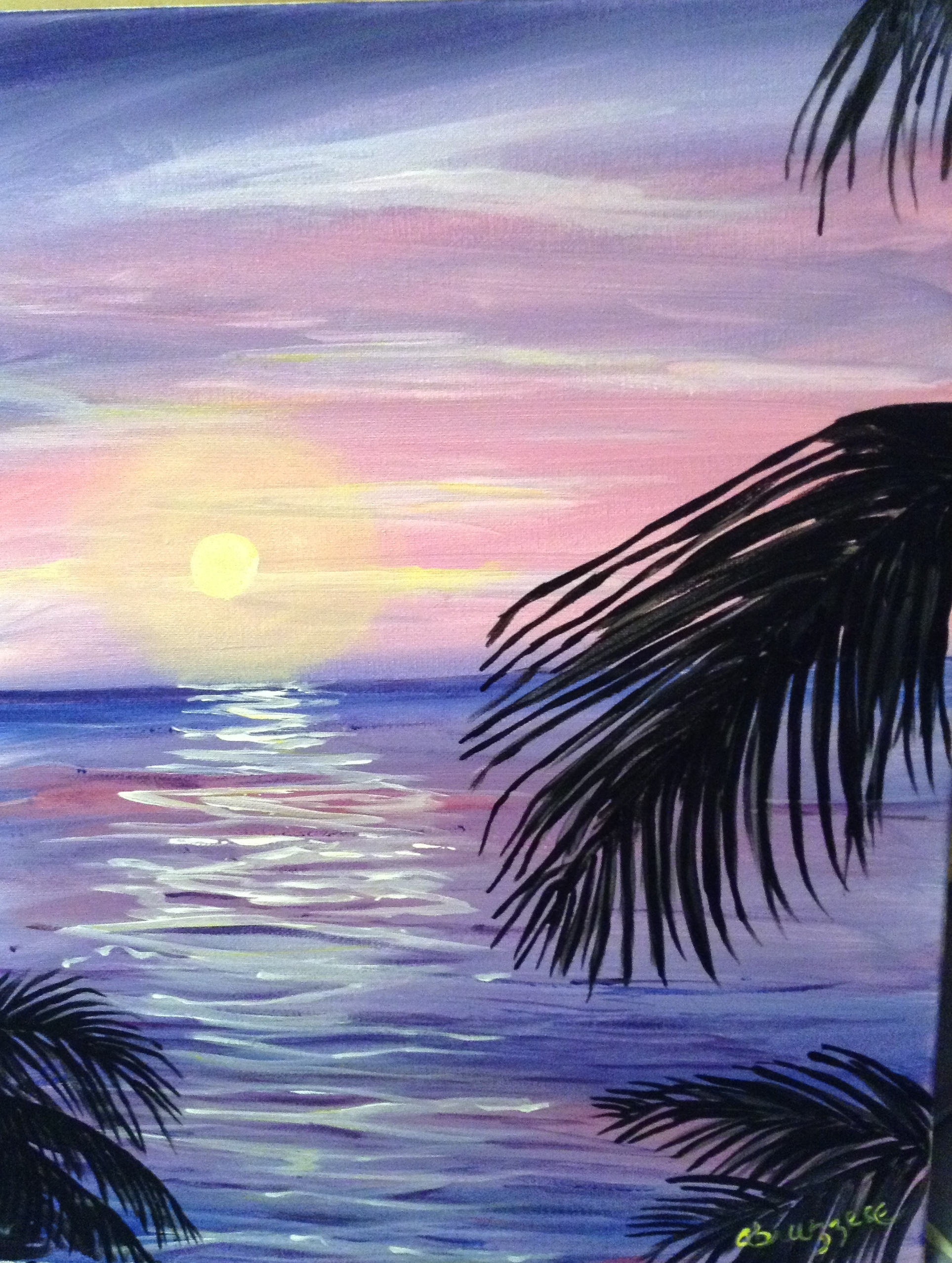 Paint Nite - Iron Triangle Brewing Company 12/10/2018