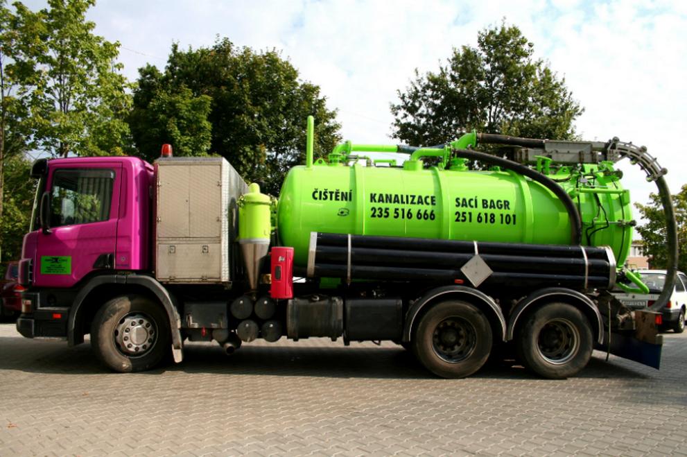 HERČÍK a KŘÍŽ, spol. s r.o. – Čištění kanalizace a odpadů