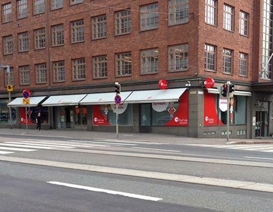 Keskinäinen Vakuutusyhtiö Turva, Helsinki
