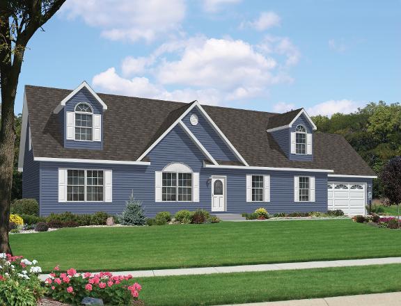 New castle homes harrisonville missouri mo for Castle home builders