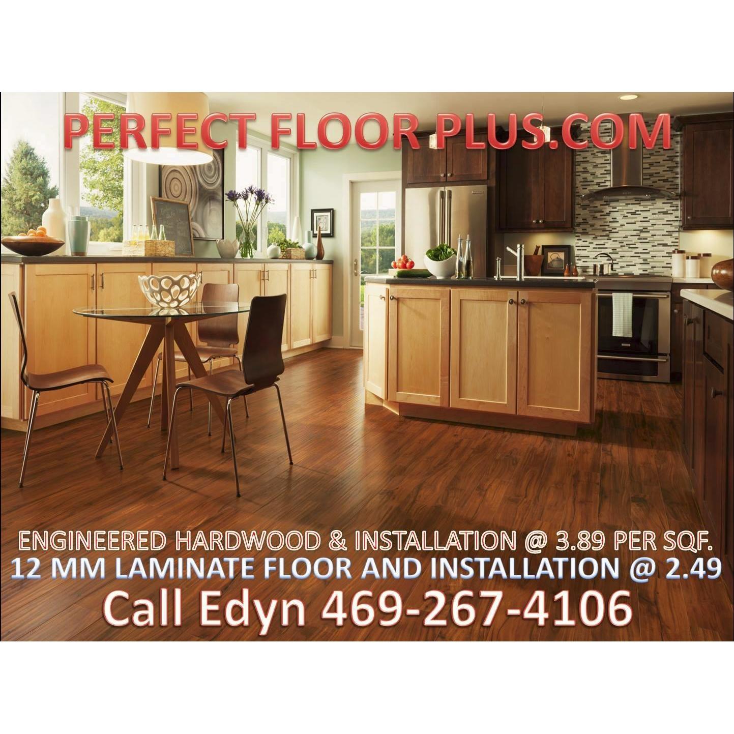 PERFECT FLOORS  and  CUSTOM GRANITE