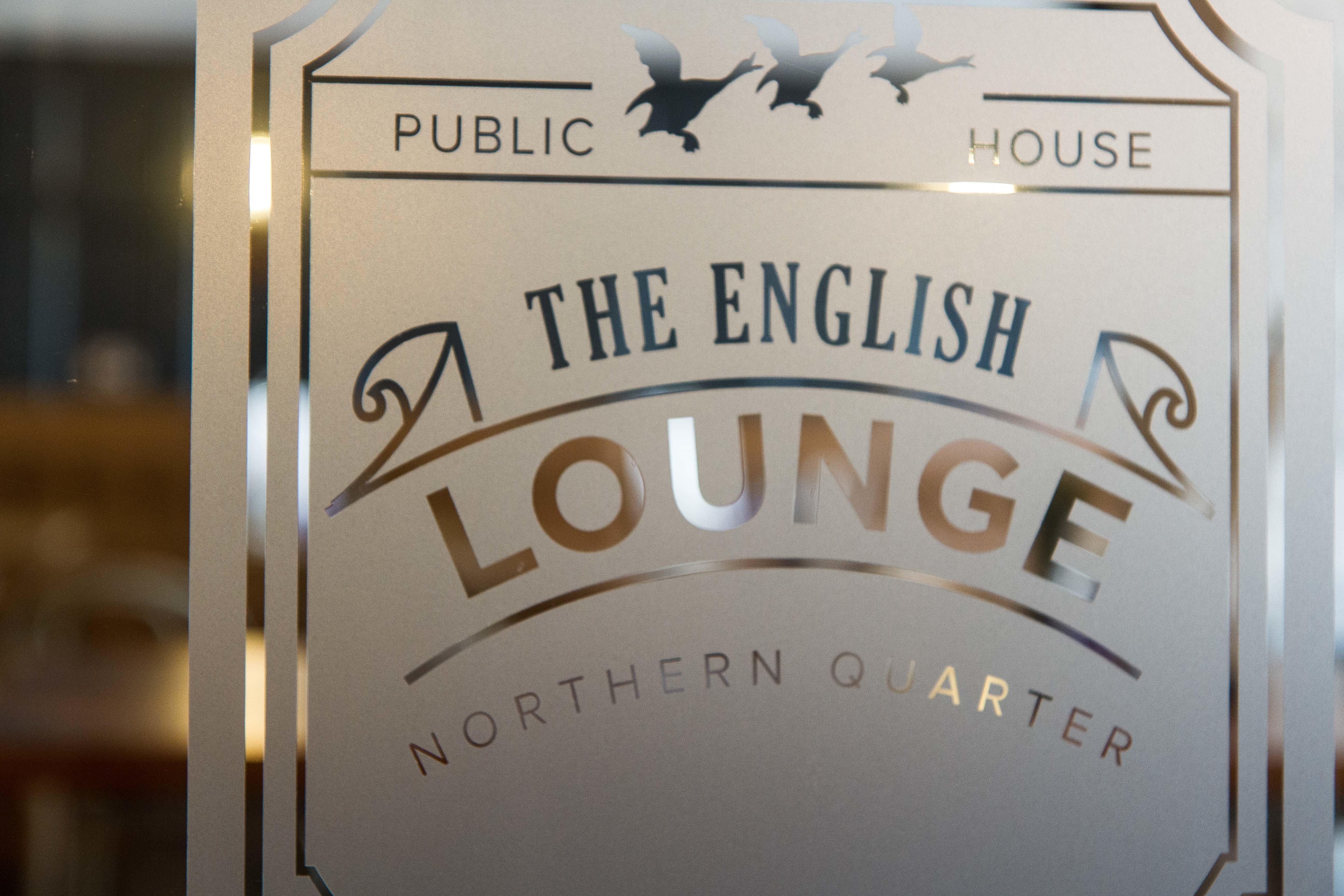 The English Lounge