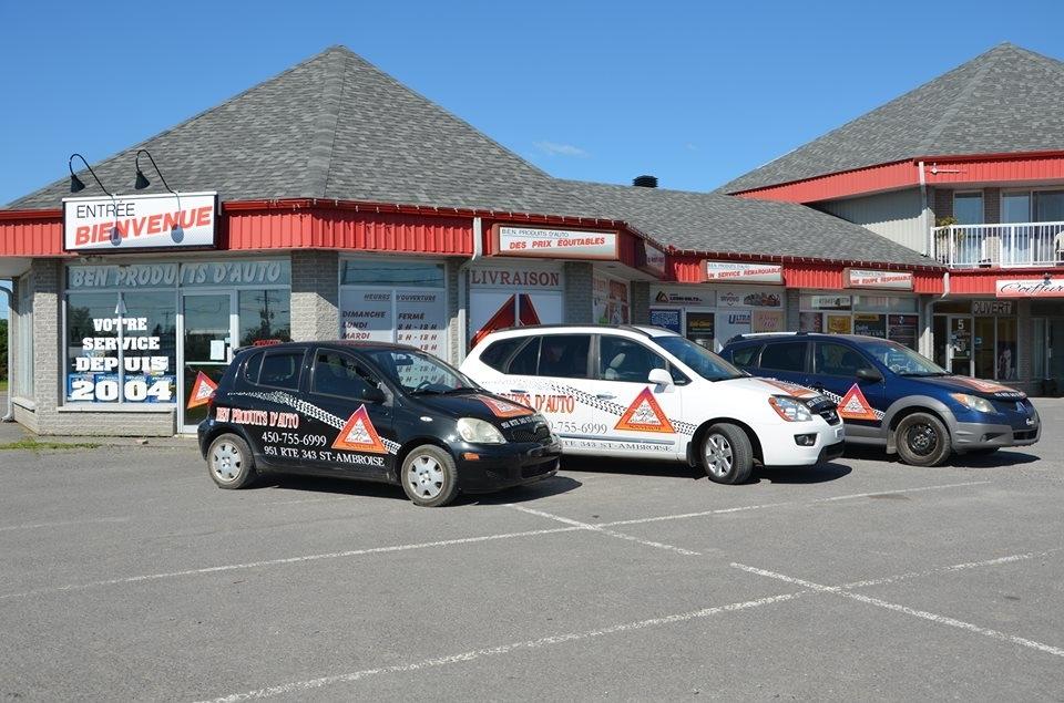 B E N Produits D'Auto in St-Ambroise-de-Kildare