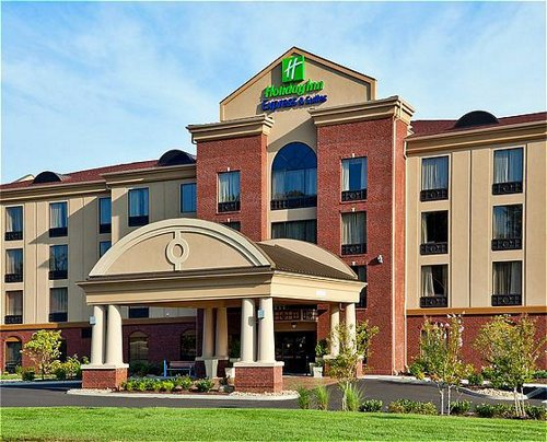 Holiday Inn Express Amp Suites Kodak East Sevierville In
