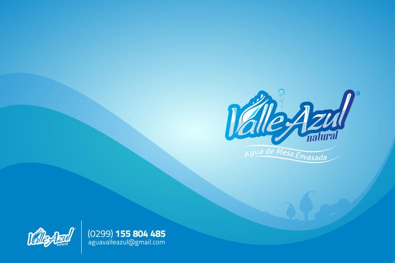 Agua Valle Azul