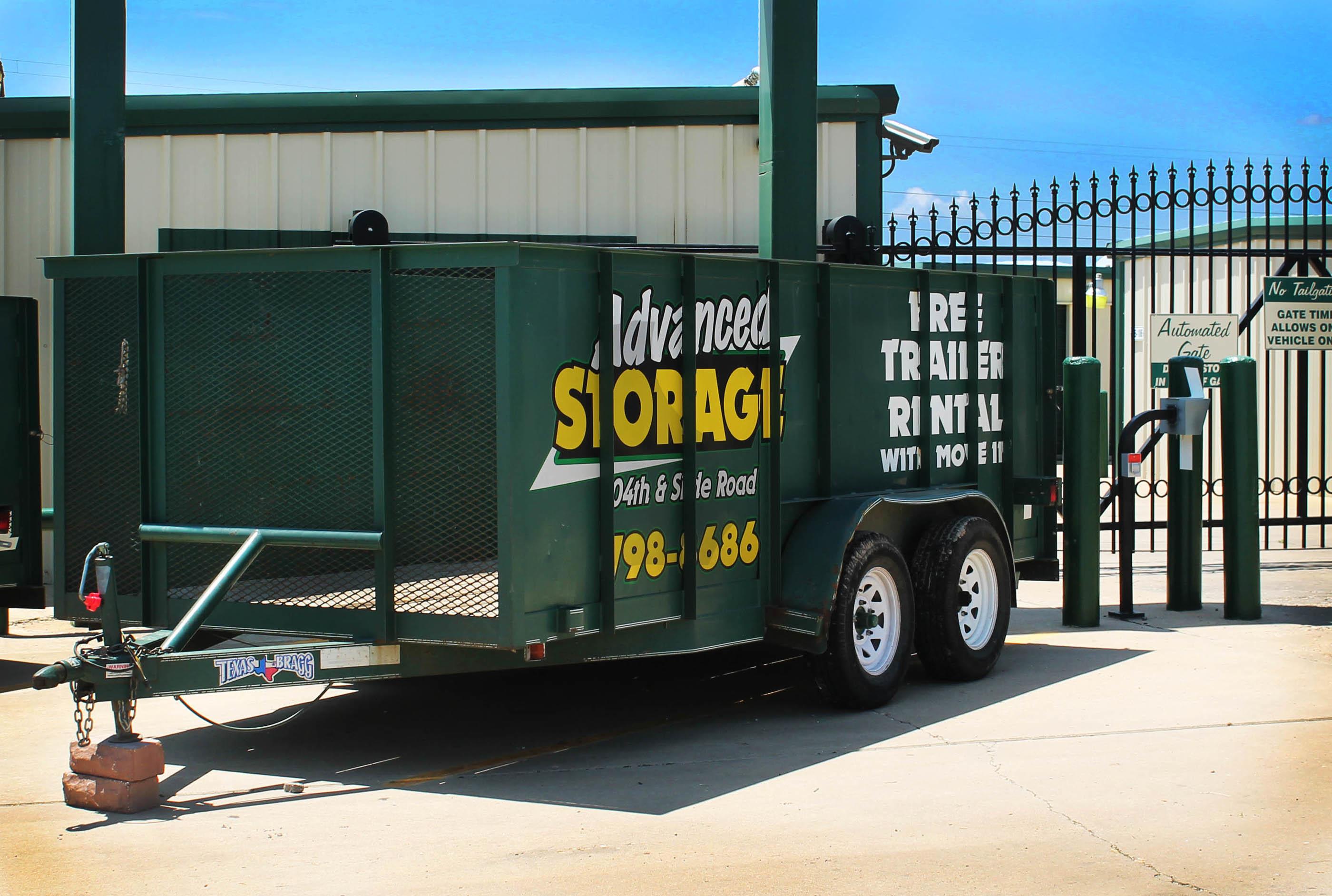 Advanced Storage of Lubbock