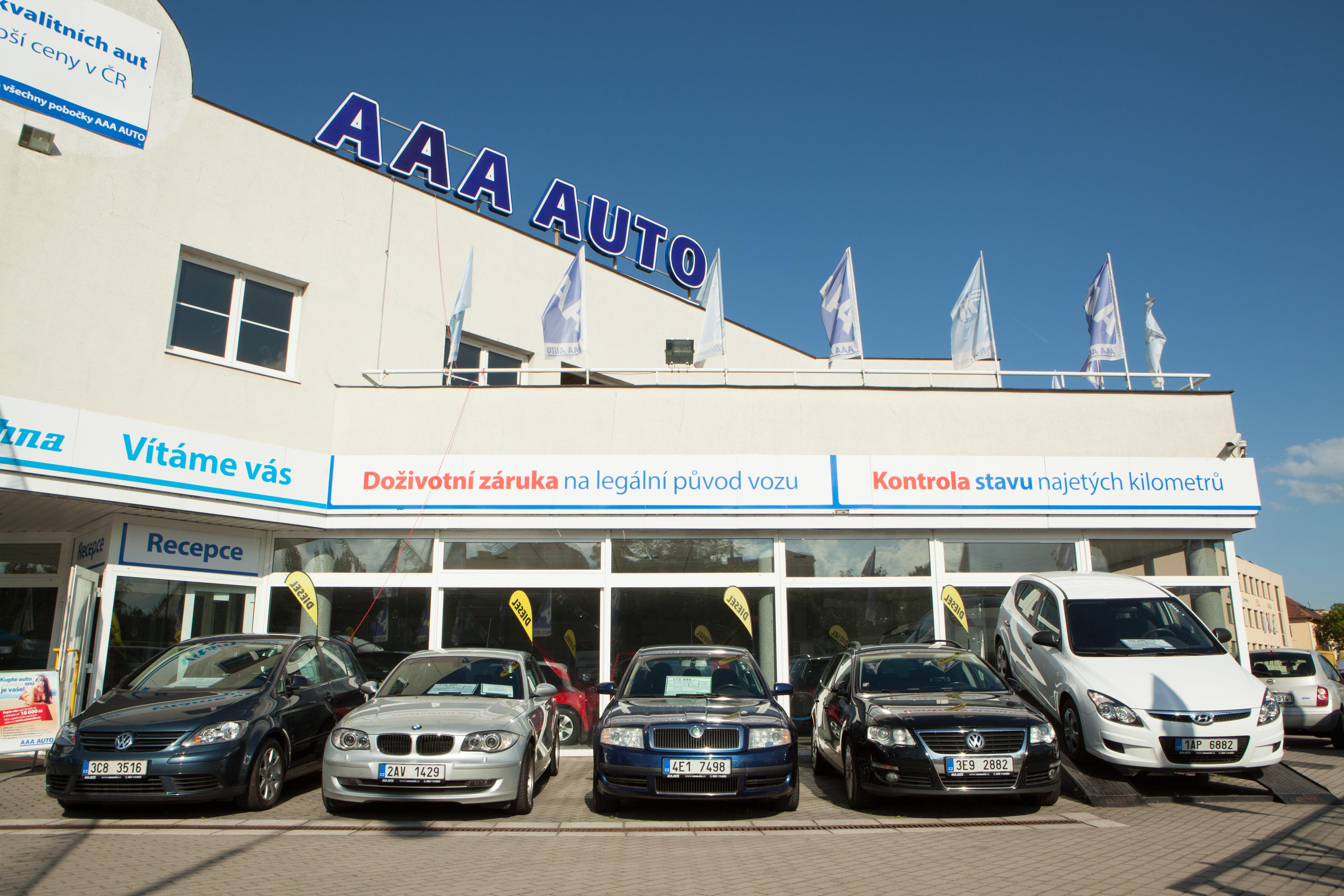 AAA Auto Kolín