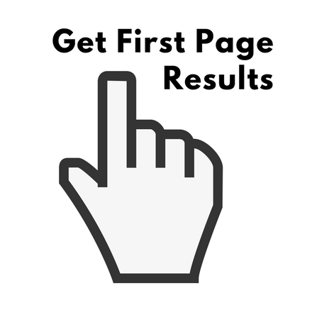 First Page Results