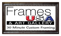 Frames USA & Art Gallery