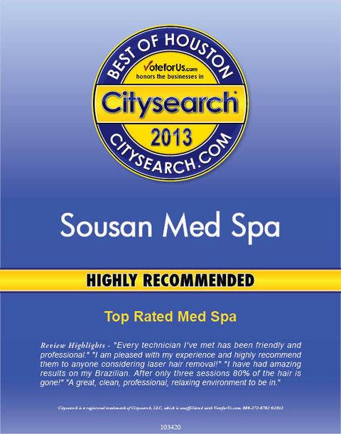 Best Med Spa In Houston