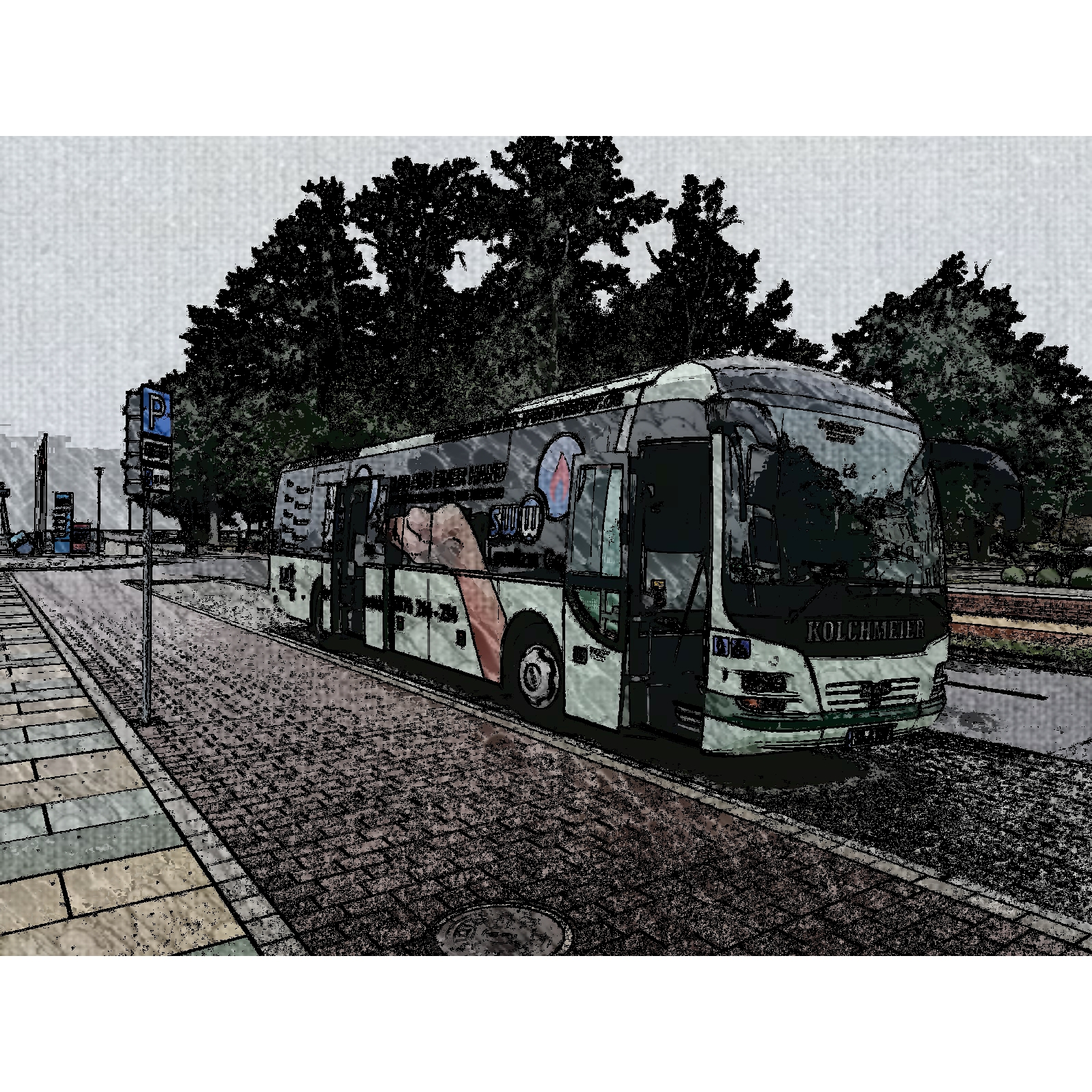Busbetrieb Kolchmeier
