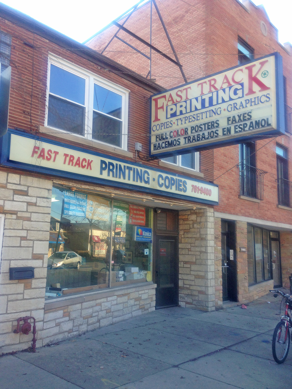 Fast Track Printing