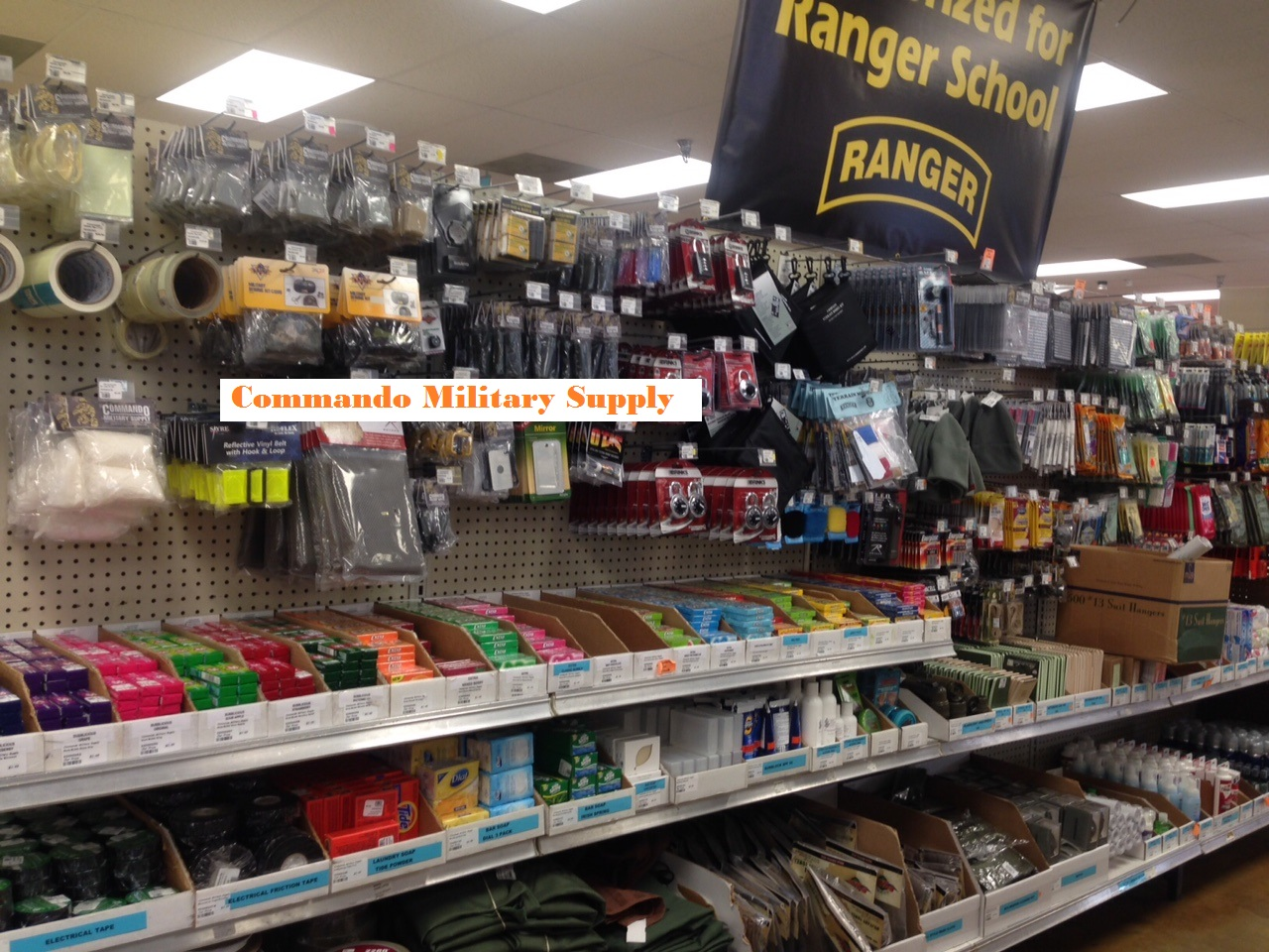 Commando military supply in columbus ga 31903 for Craft supplies stores near me