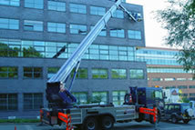 Glazenwasserij-Schoonmaakbedrijf De Vos BV