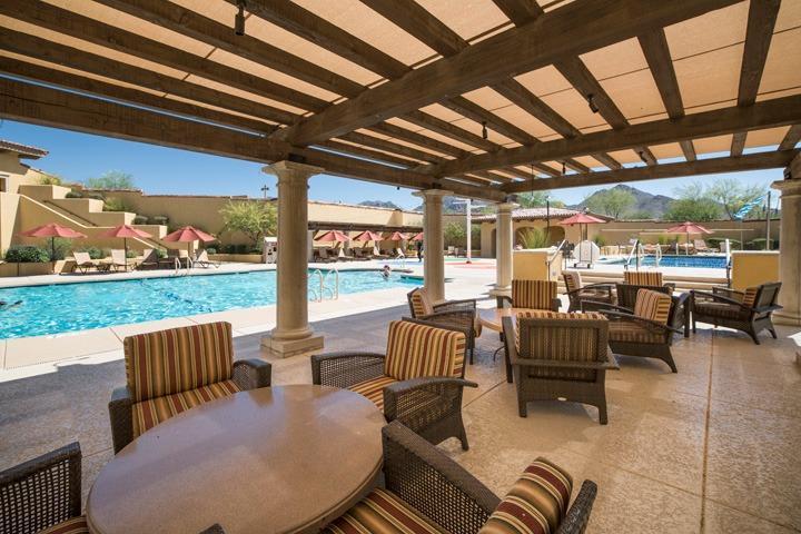 Dc Ranch Village Health Club Spa Scottsdale Az Us