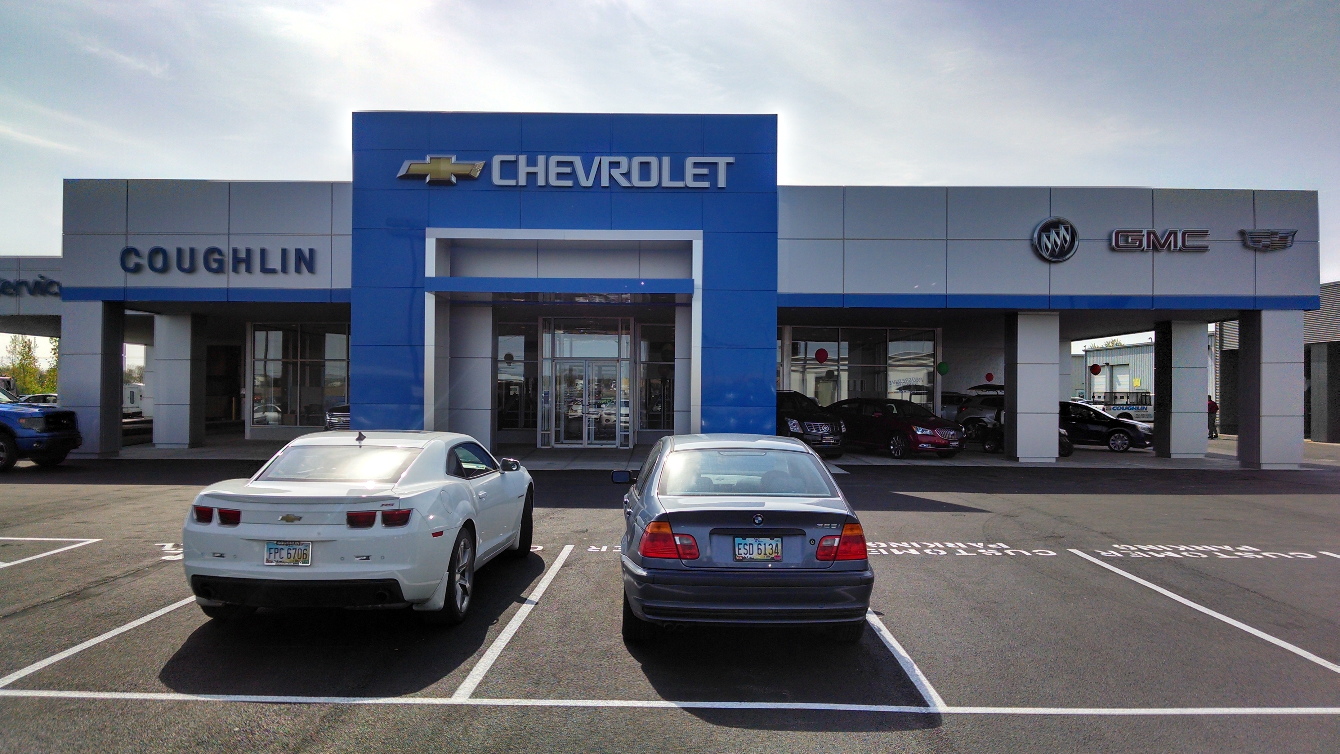 Coughlin Circleville Ohio Used Cars