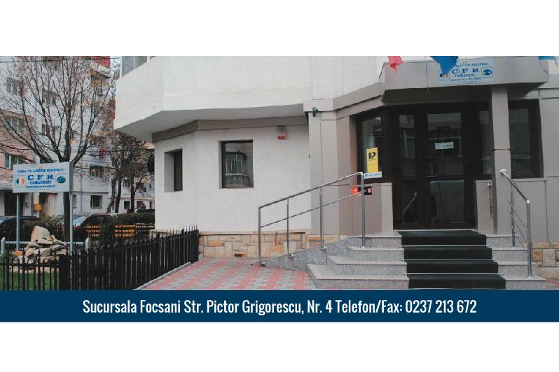CASA DE AJUTOR RECIPROC PROGRESUL CFR COMĂNEŞTI I.F.N.