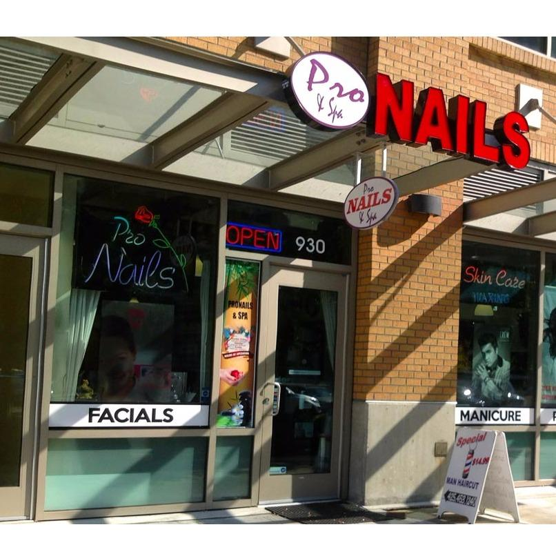 Pro nail spa in bellevue wa 98004 for 7 salon bellevue