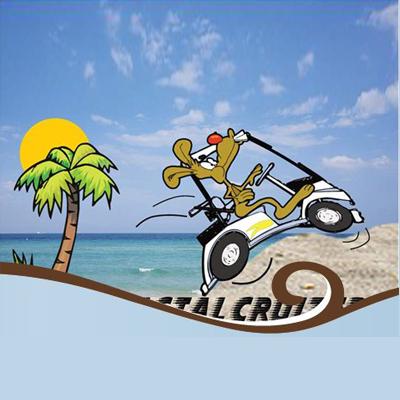 Coastal Cruizers Custom Carts