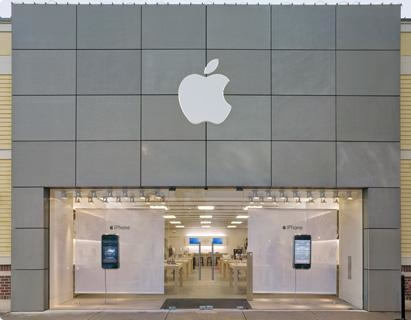 Apple Store, Derby Street